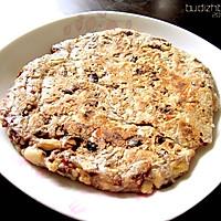 香甜脆果饼【无油无糖版】的做法图解2