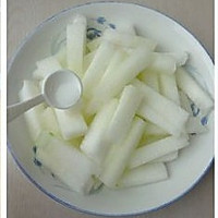 海米冬瓜的做法图解6