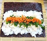 美味清爽寿司的做法图解6