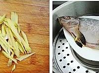 清蒸桂鱼的做法图解3