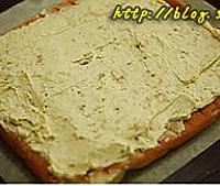 香蕉芝麻蛋糕卷的做法图解11