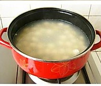 珍珠豆腐的做法图解3
