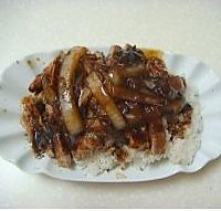 黑胡椒牛排饭的做法图解16