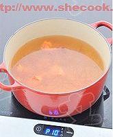 西红柿鸡蛋疙瘩汤的做法图解5