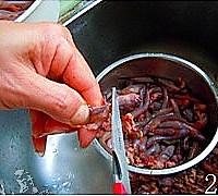 奶鱼汤的做法图解2