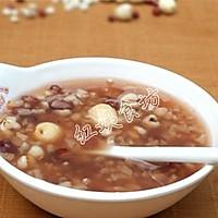 薏米红豆莲子粥的做法图解6
