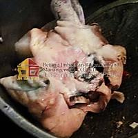 白切羊头肉的做法图解3