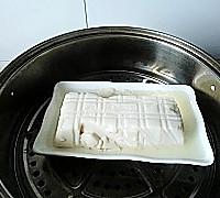 葱油拌豆腐的做法图解3