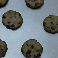 巧克力奇普饼干的做法图解6