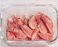 宫保腰果北极虾的做法图解1