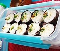 美味清爽寿司的做法图解8
