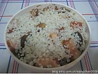 香菇糯米蒸排骨的做法图解5