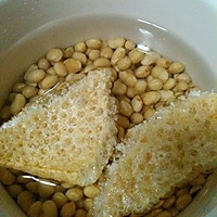 黄豆焖牛肉的做法图解3