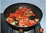 番茄鸡蛋拌面的做法图解5