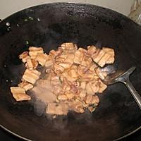 榨菜辣椒炒肉的做法图解3