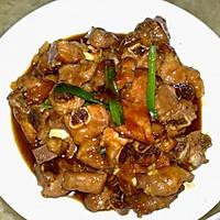 宴客体面菜·排骨炖河蟹的做法图解3