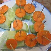 烤黄瓜的做法图解1
