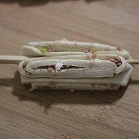 培根花卷的做法图解7