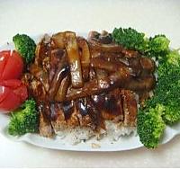 黑胡椒牛排饭的做法图解17