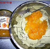 抹茶黄桃冰淇淋的做法图解11