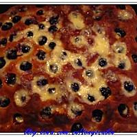 蓝莓面包的做法图解5