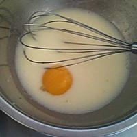 8寸戚风奶油蛋糕的做法图解4