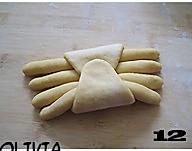 螃蟹南瓜包的做法图解12
