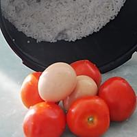 茄汁蛋泡饭的做法图解1
