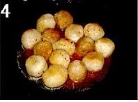 巴西烤肉味鱼丸的做法图解4