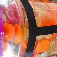 酸爽开胃的——四川泡菜的做法图解7