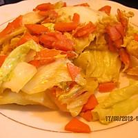 胡萝卜鸡蛋土豆泥的做法图解5