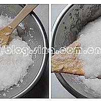 夏天小食:糯米甜糍粑的做法图解3