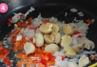 玉米虾仁焗麋鹿意面的做法图解4