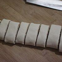 培根花卷的做法图解5