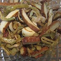 榨菜豆乾的做法图解6