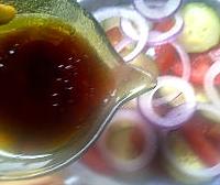 番茄鲜蔬沙拉的做法图解5