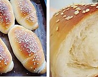 奶香面包的做法图解6