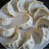 三鲜荠菜饺子的做法图解5