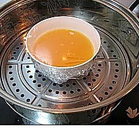 巧蒸嫩滑鸡蛋羹的做法图解5