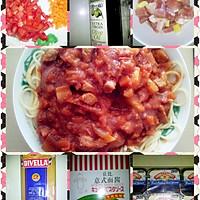 意大利肉酱面的做法图解6