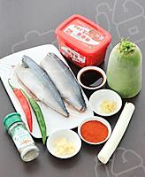 辣炖鲅鱼萝卜的做法图解1