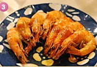 泰式橄榄油甜辣吮指虾的做法图解3