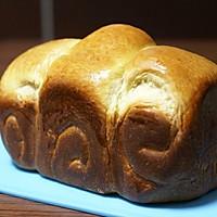 面包机版直接法北海道吐司的做法图解13
