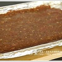 猪肉脯的做法图解5