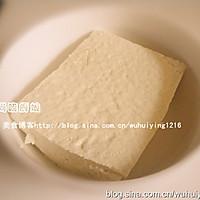 小葱拌豆腐的做法图解1