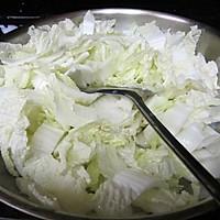 干贝白菜炖粉丝的做法图解3