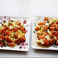 挪威三文鱼乳酪蛋的做法图解4