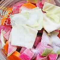 酸爽开胃的——四川泡菜的做法图解5
