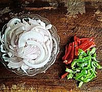 酸辣洋葱土豆丝的做法图解3