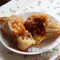 嗜肉族最爱的【咸蛋黄五花肉粽】的做法图解27